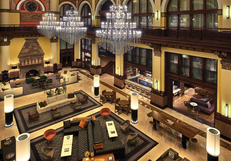 Where to Stay: Spotlight on Union Station Hotel Nashville