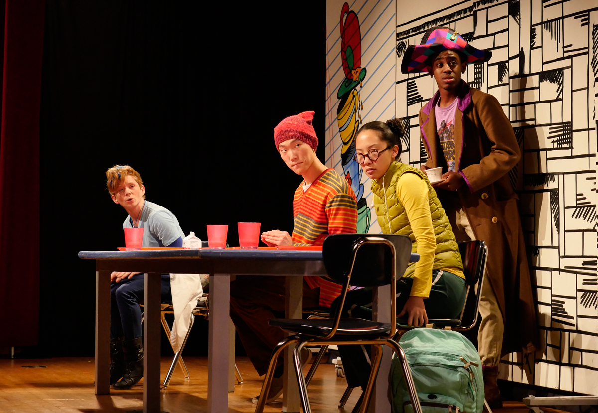 Alice in Wonderland Alliance Theatre