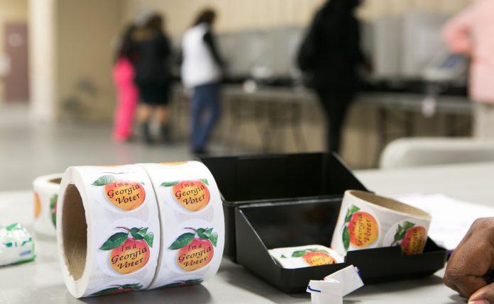 Atlanta election voting