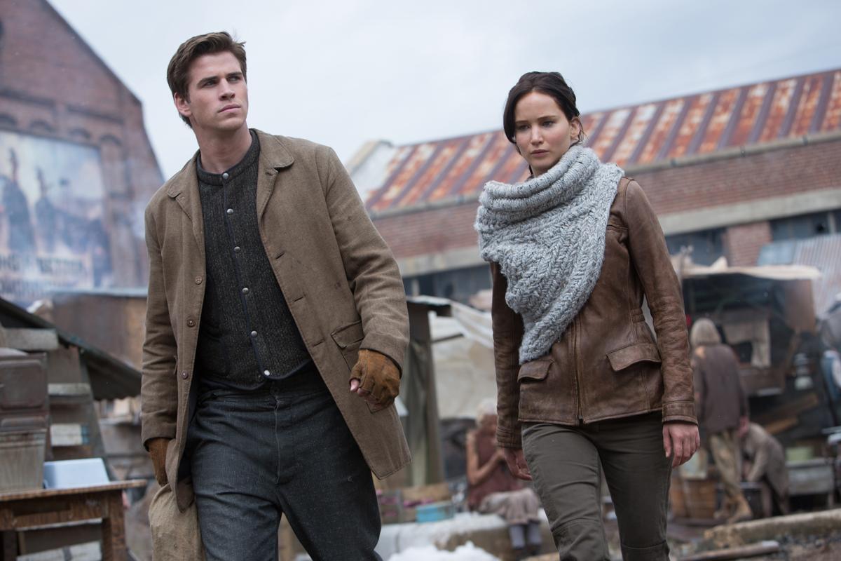 Hunger Games filmed Pullman Yard