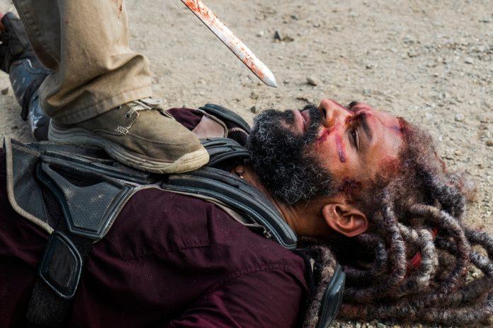 The Walking Dead 804