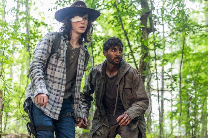 The Walking Dead 806