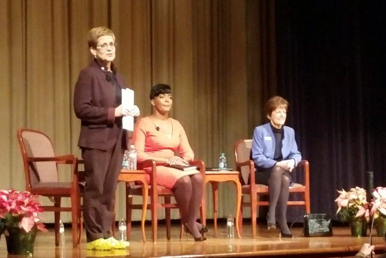 """Cathy Woolard endorses Mary Norwood after """"unsurprising"""" mayoral candidate discussion"""