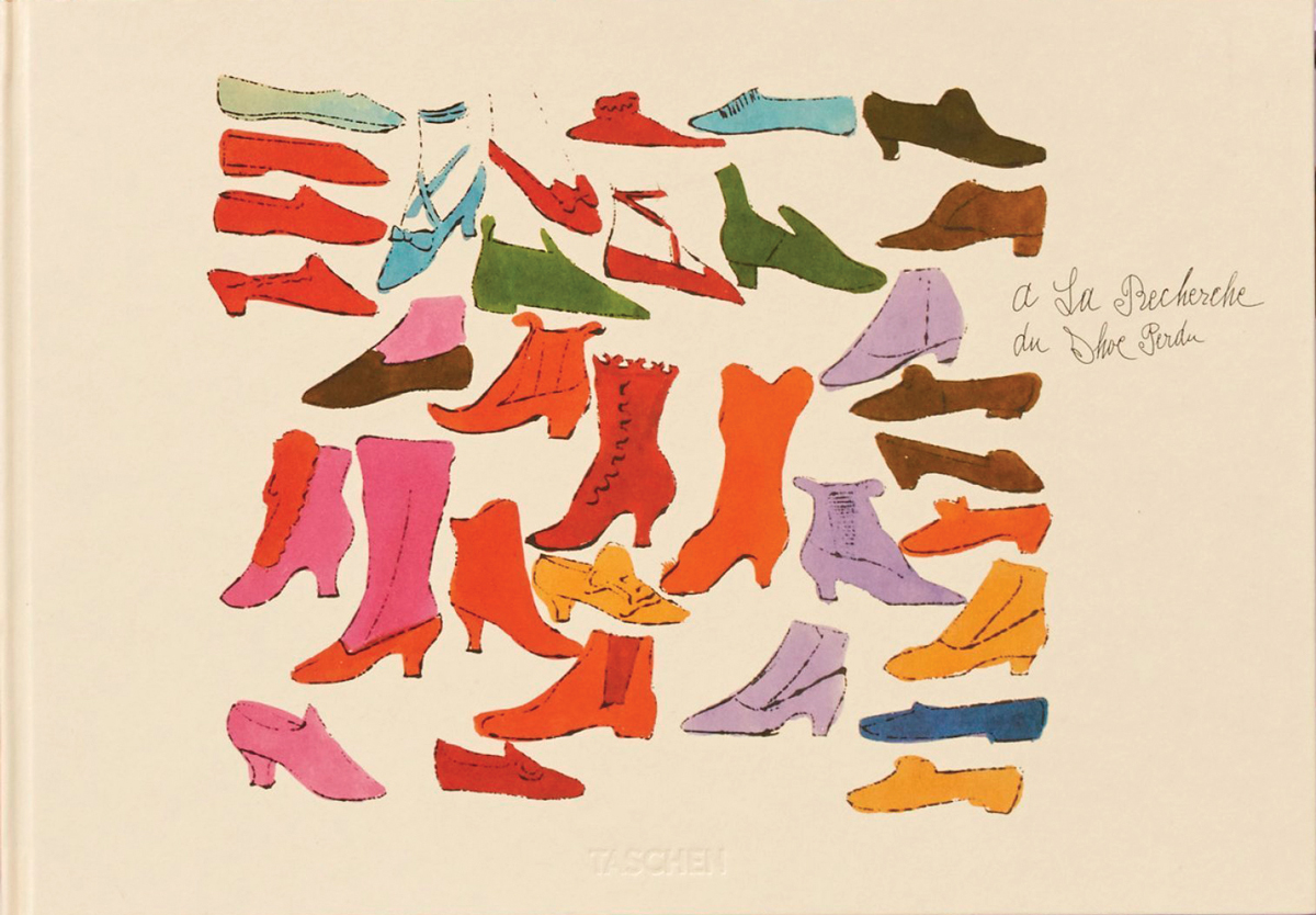 Andy Warhol: Seven Illustrated Books