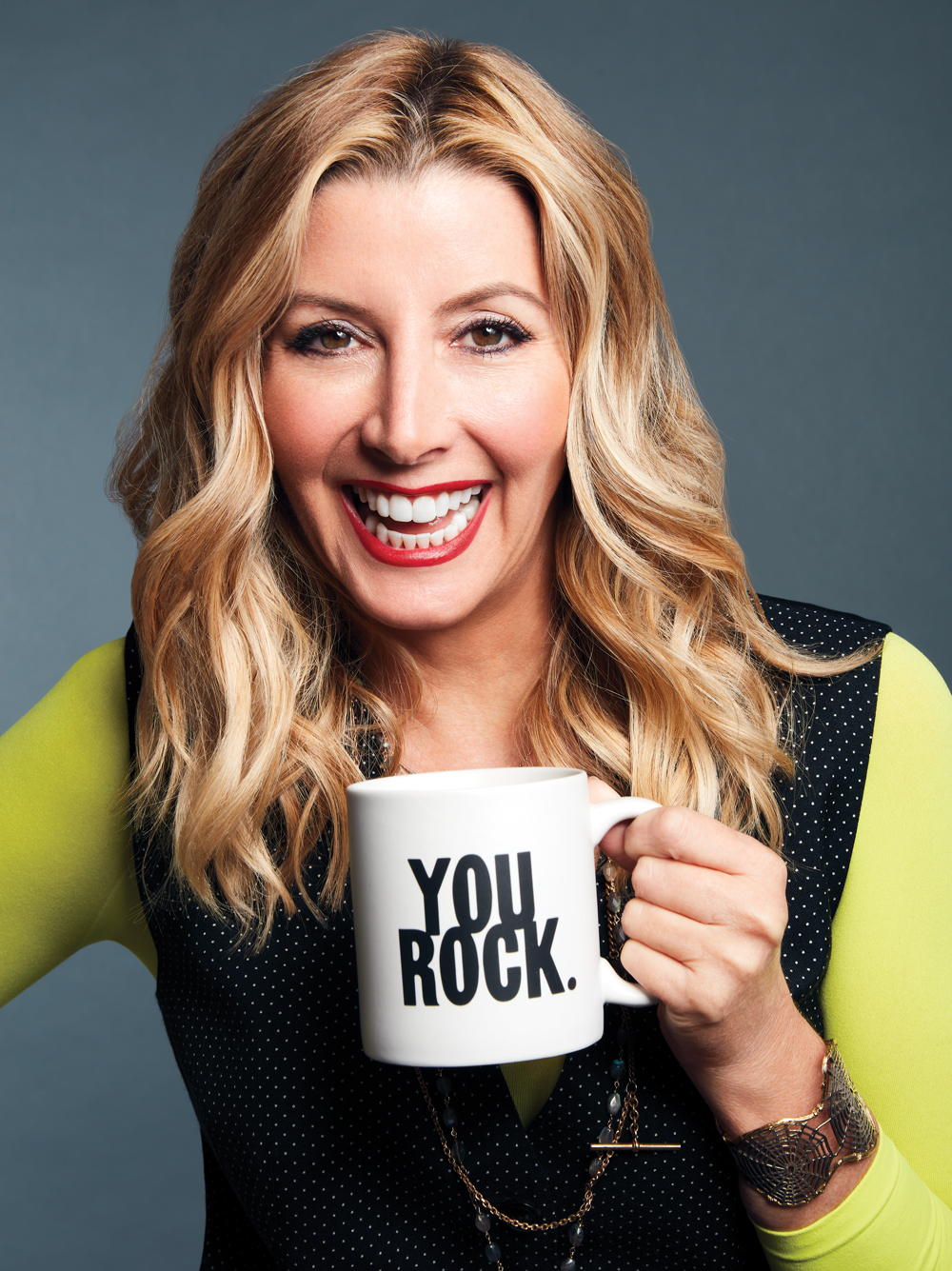 the uplifter how spanx ceo sara blakely became one of the most