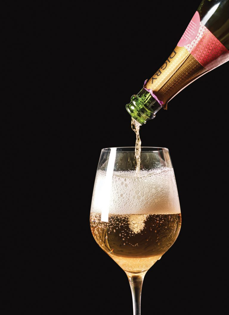 Go beyond Champagne this New Year's with these sparkling wines