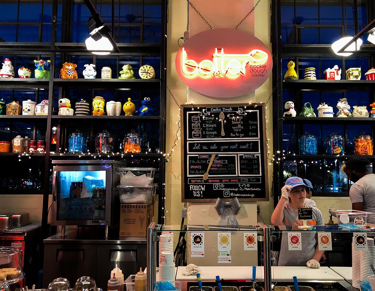 Batter Cookie Dough Ponce City Market