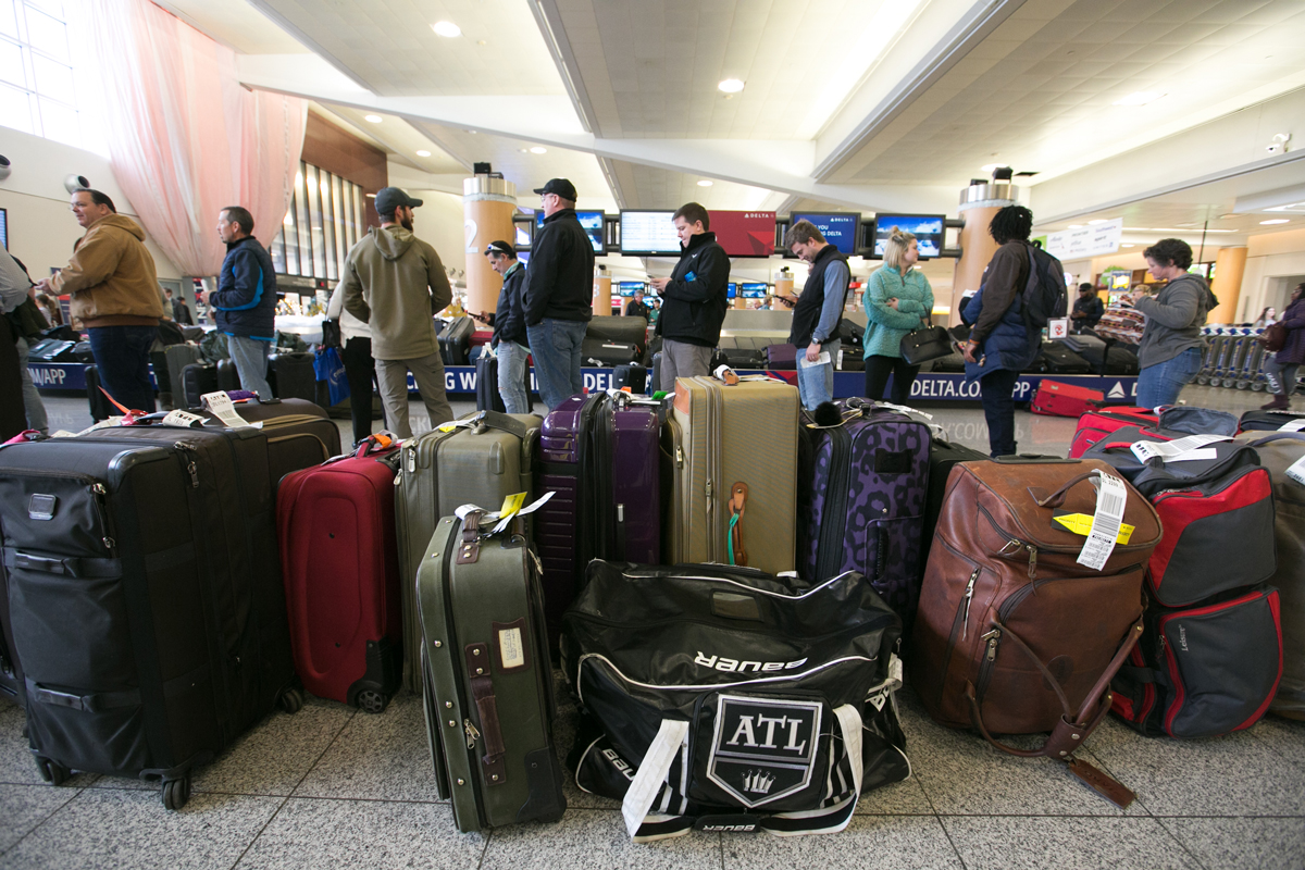 Hartsfield-Jackson Atlanta airport power outage