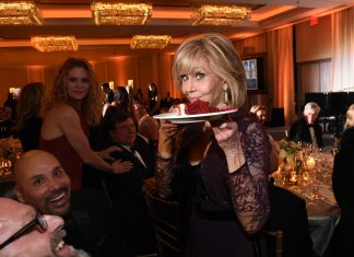 Jane Fonda 80th Birthday Atlanta