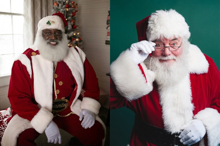 The beard is real: 10 things you didn't know about being a professional Santa