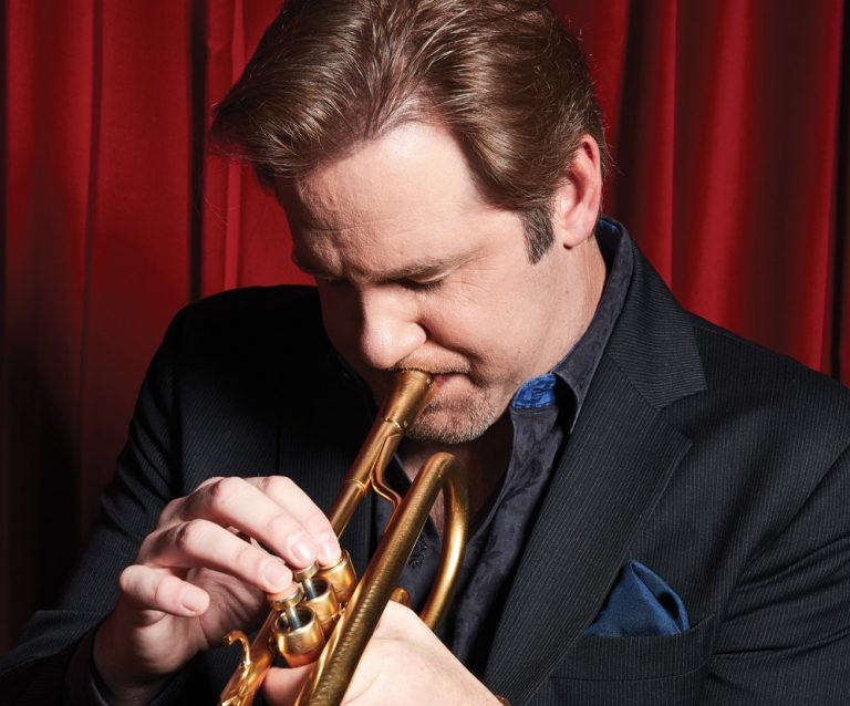 Joe Gransden's big band magic at Cafe 290