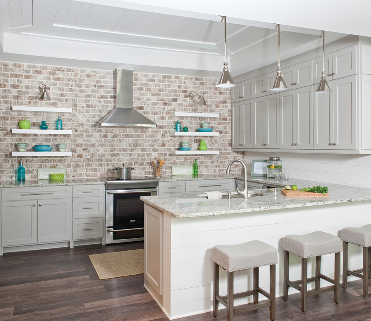 White Kitchen Shelf: Kitchen Cabinets? Or Open Shelving? We Asked An Expert For