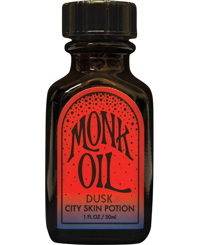 Monk Oil skin potion