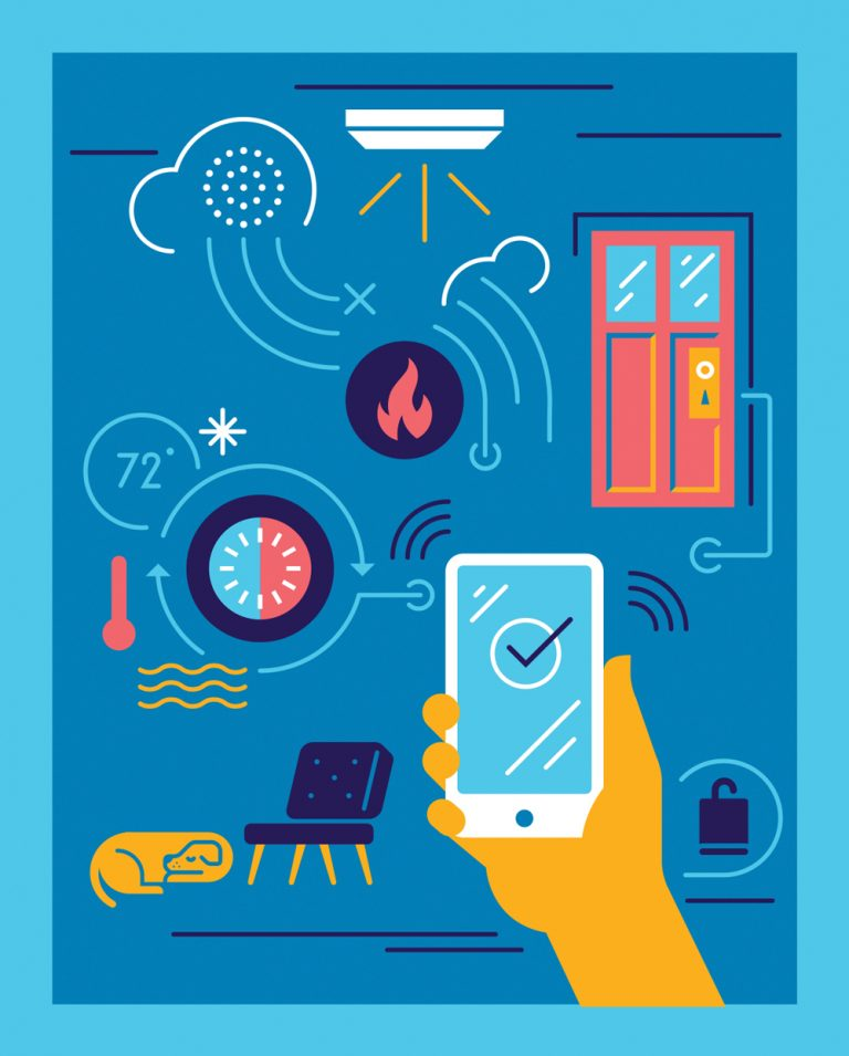 Making a smart home? The best upgrades are simple and won't break the bank.