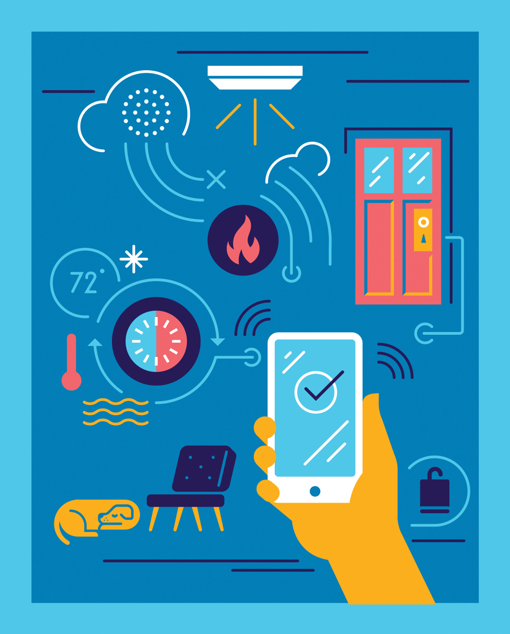 Best Home Upgrades: Making A Smart Home? The Best Upgrades Are Simple And Won