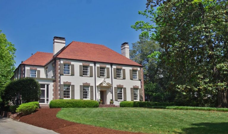 House Envy: Soak up history in this stately Neel Reid home in Druid Hills
