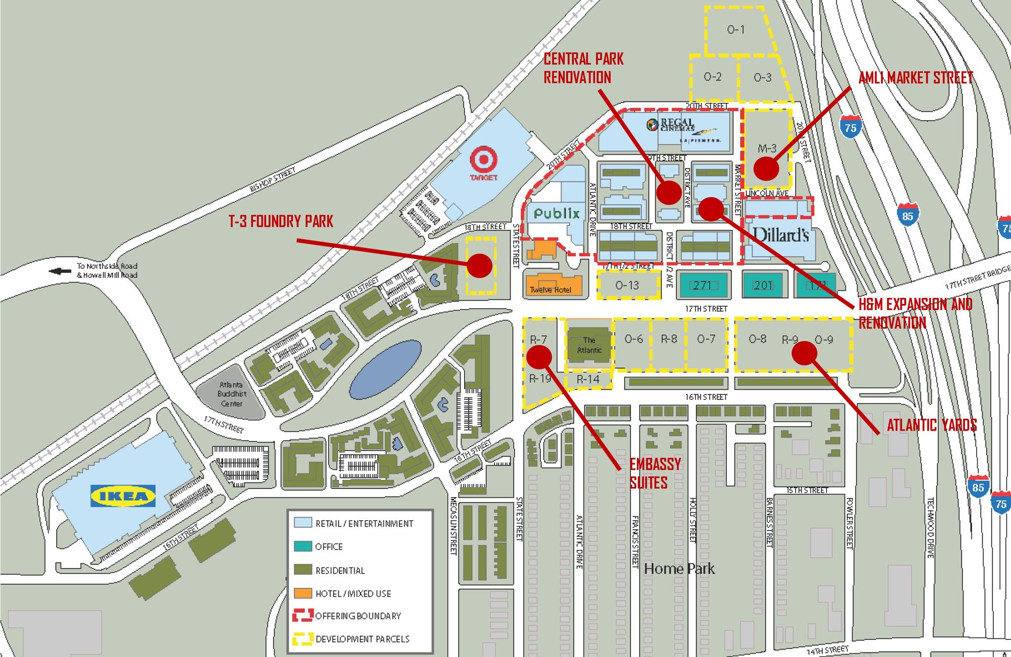 Atlantic Station expansion