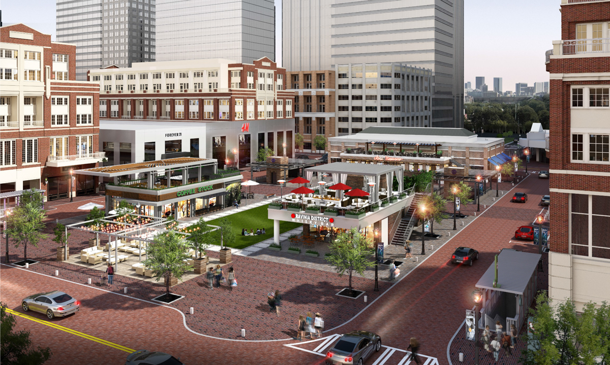 Atlantic Station Is About To Undergo A Major Expansion Atlanta