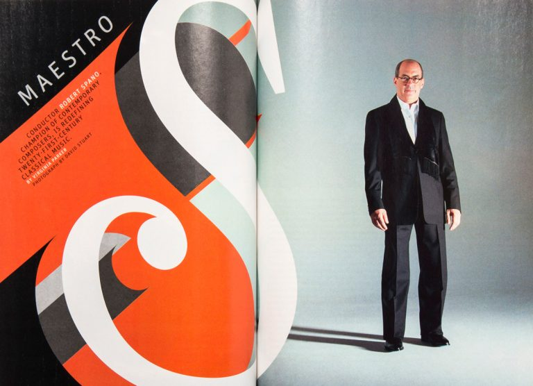 Maestro: With the Atlanta Symphony Orchestra, Robert Spano redefines 21st century classical music