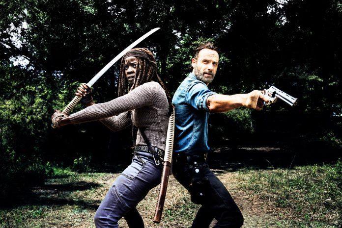 The Walking Dead Season 9 renewal showrunner change