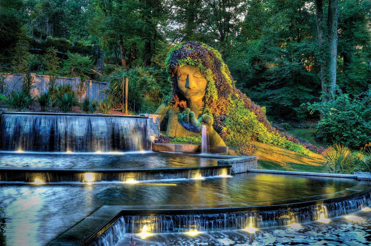 Imaginary Worlds: The Atlanta Botanical Garden