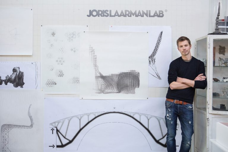 Joris Laarman's technology-driven furniture will be on display at High Museum of Art