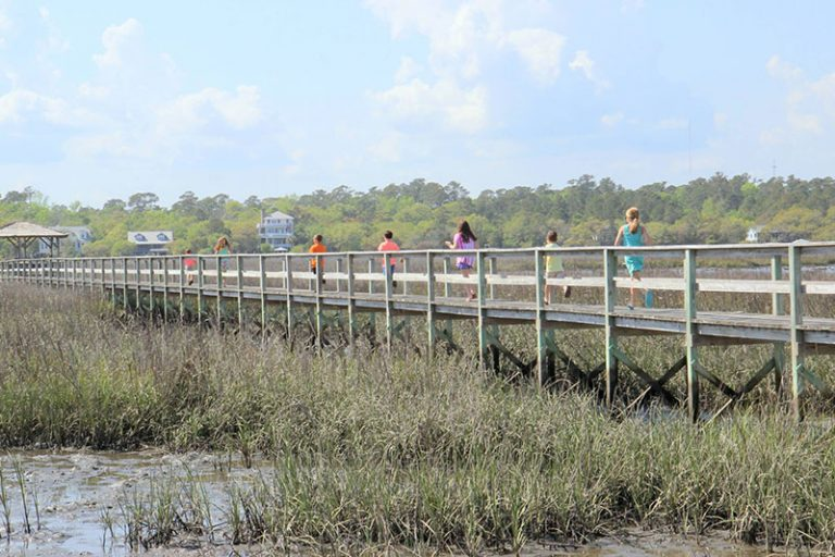 Pawleys Island is one of the South's best-kept secrets