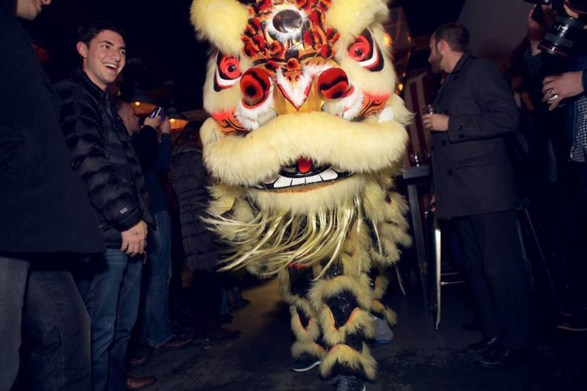 Sweet Auburn Barbecue's Chinese New Year Celebration