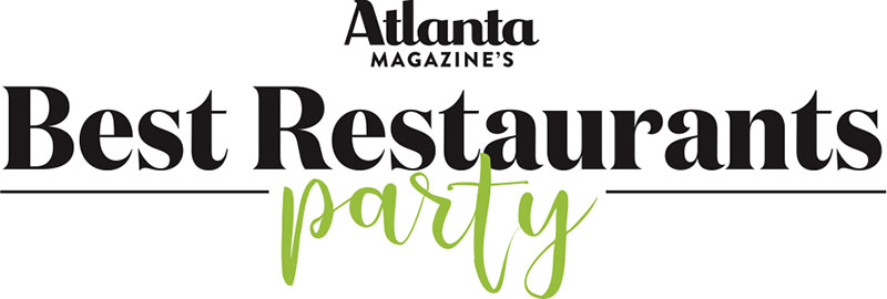 best restaurants party logo 800