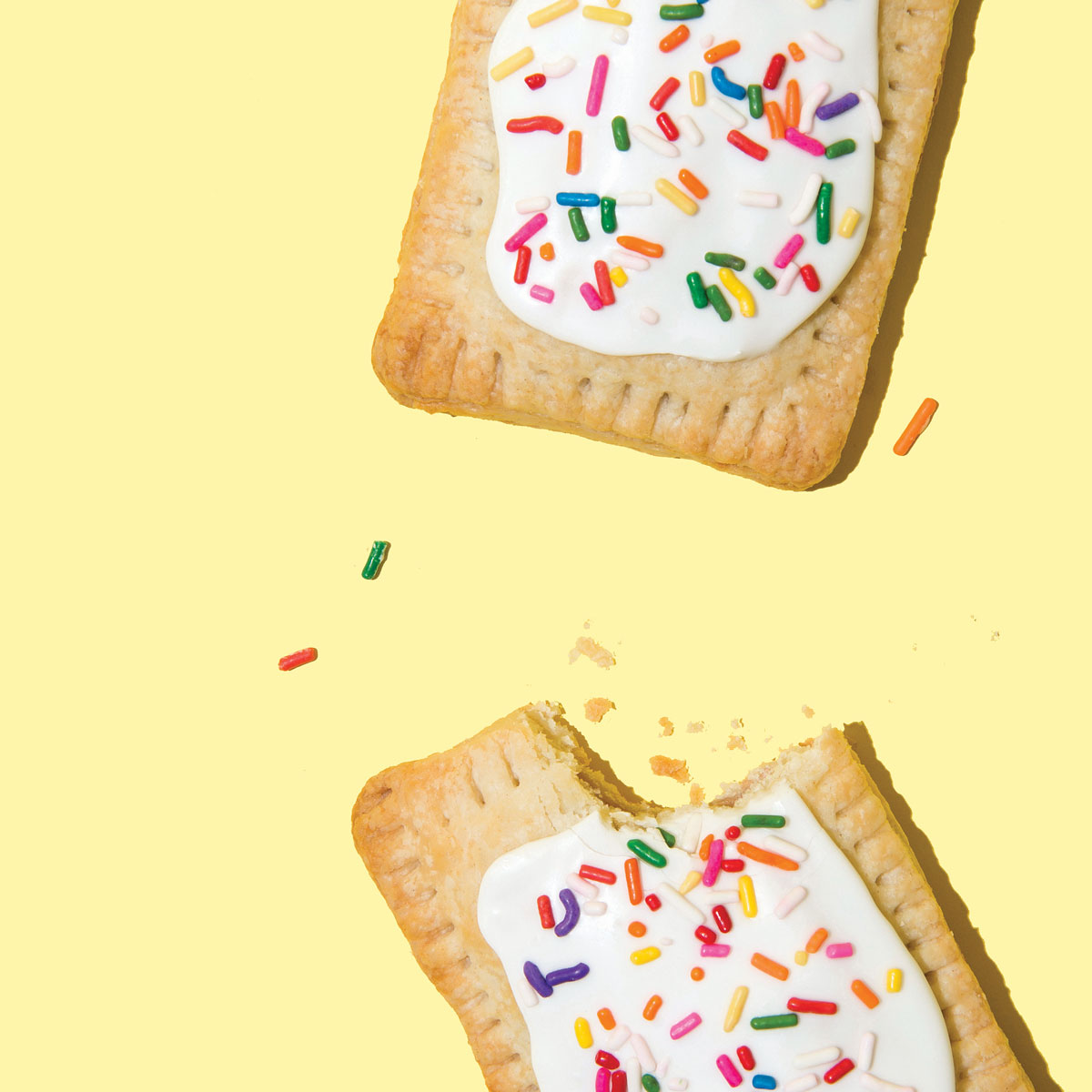 Ashley Sue's Baked Goods' Strawberry Pop Tarts