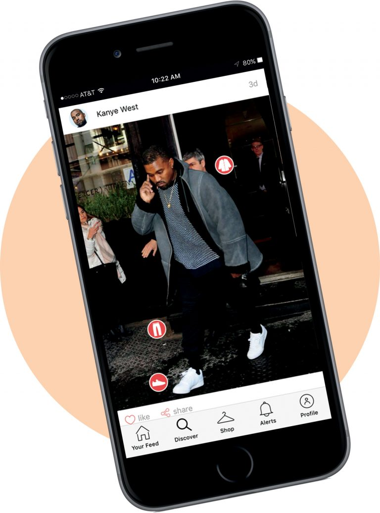 Atlanta-based app Looklive lets you dress like you're stepping off the red carpet