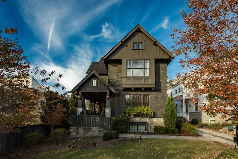 House Envy: Newer Virginia-Highland Craftsman boasts a great location and all the amenities