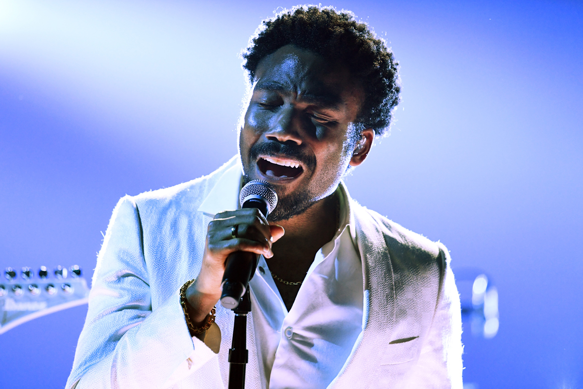 Childish Gambino tour Atlanta Duluth September 6