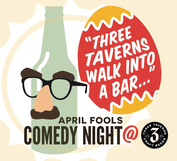 April Fool's Comedy Night