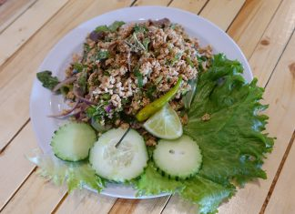 Snackboxe Bistro Laotian