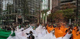 Things to do Atlanta St. Patrick's Day Parade