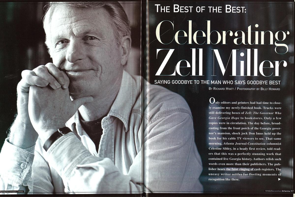 Zell Miller goodbye