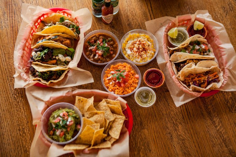 Big Daddy's Taco serves up fun Indian-Mexican fusion tacos in Chamblee