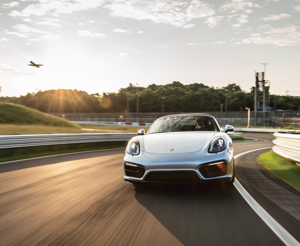 Porsche Experience Center Lets Visitors Tear Up The Track Atlanta