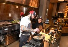 Philips Arena Courtside Club - Chef Joe Schafer preparation_preview