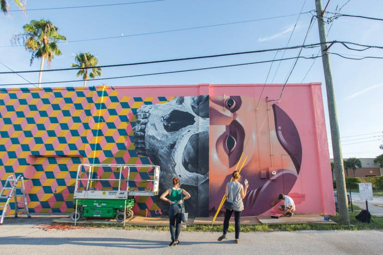 Paint the Town: St. Petersburg reinvents itself as a new creative capital