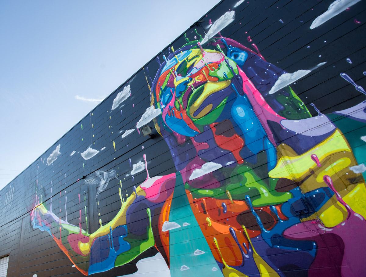 SHINE Mural Fest
