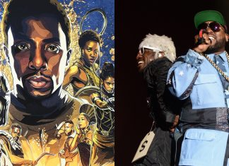 WakandaForeverEver Black Panther Outkast