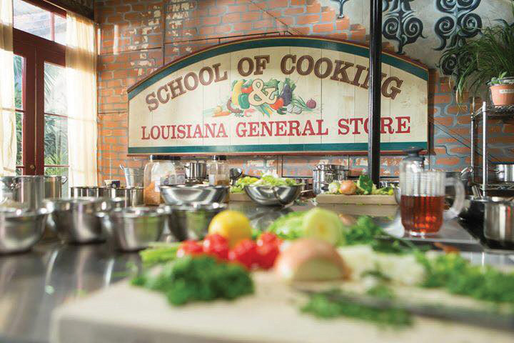 Head to New Orleans for hands-on cooking lessons with the experts
