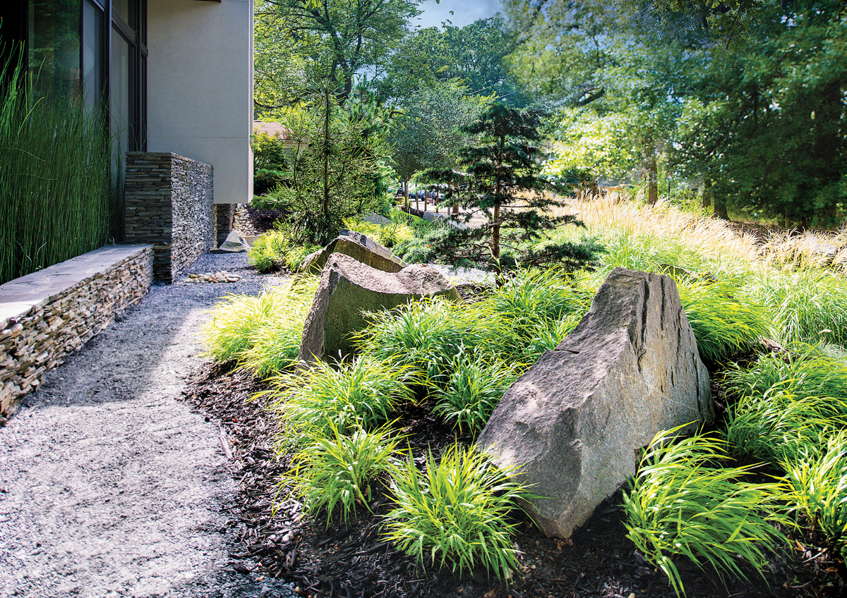 Georgia Forests And Japanese Gardens Inspire Brendan Butler S