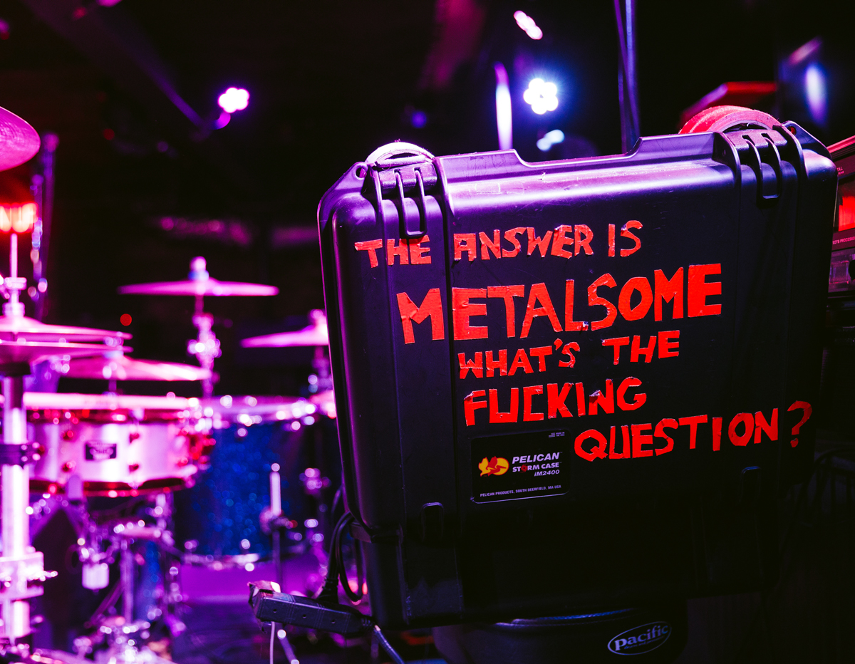 Metalsome