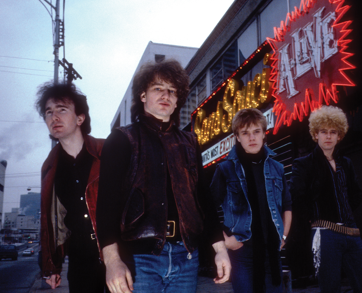 U2 in Atlanta: An oral history of the band and the city's
