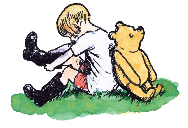 The Tao of Pooh: Winnie-the-Pooh comes to the High Museum