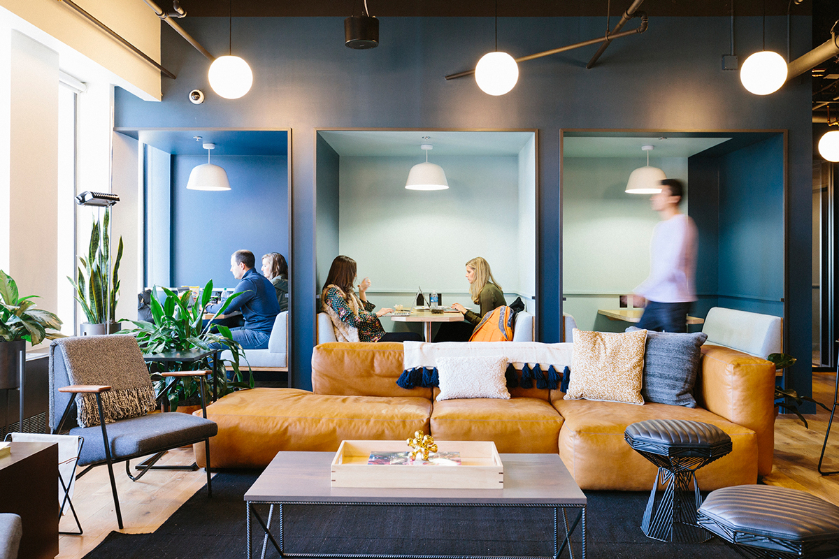 WeWork Colony Square