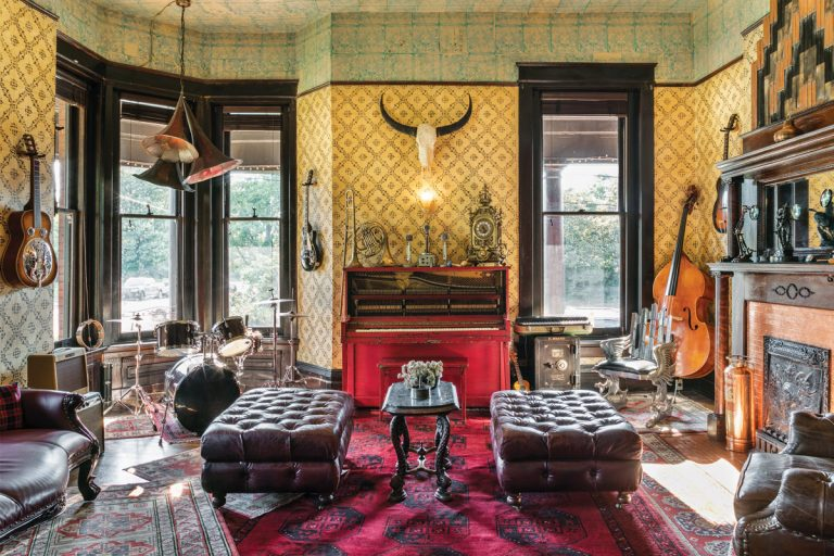 Where to Stay: Spotlight on Tennessee's Urban Cowboy